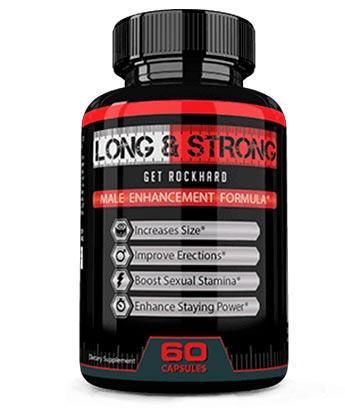 Long&strong  i danmark anmeldelser, køb, forbedring af erektionsfunktion, virker det